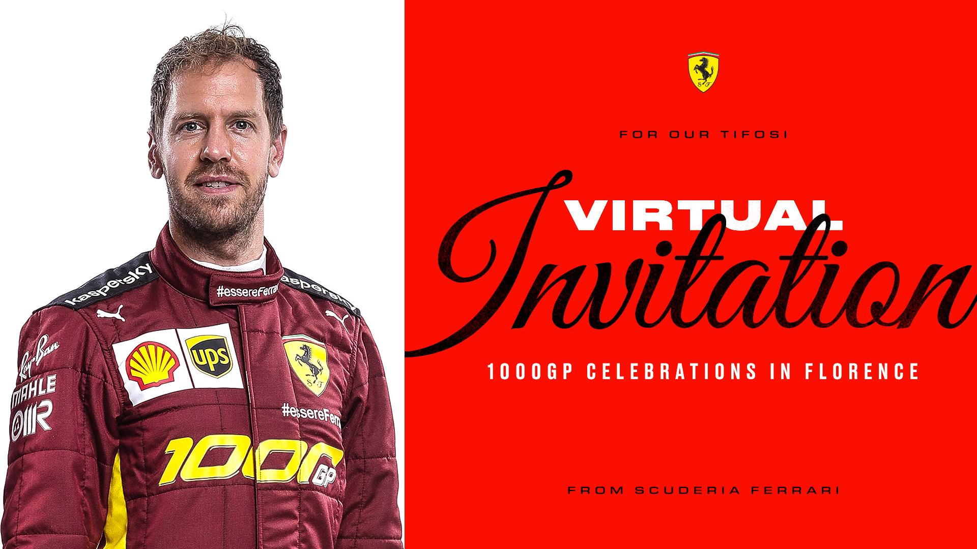 Ferrari Releases Hype Video For 1000th Gp Bleachers News